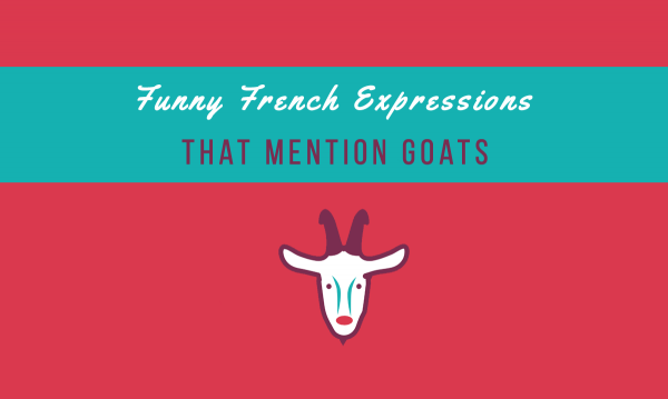 Can You Guess What These Goat-Related French Expressions Mean?