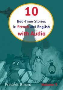 French bedtime stories with English translations and audio