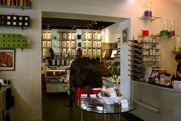Paris Chocolate Shop- christian constant