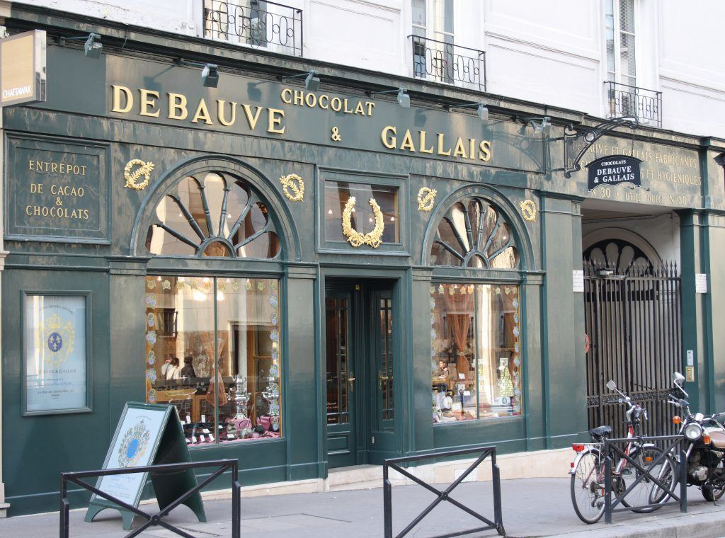 Paris Chocolate Shop-Debauve_et_Gallais