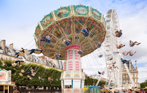 Fête Foraine aux Tuileries