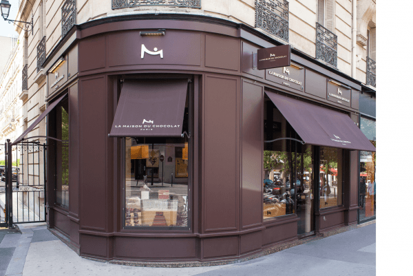 Paris Chocolate Shop-La Maison Chocolat Faubourg Saint Honore