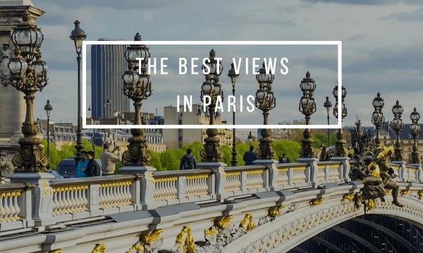 best views paris