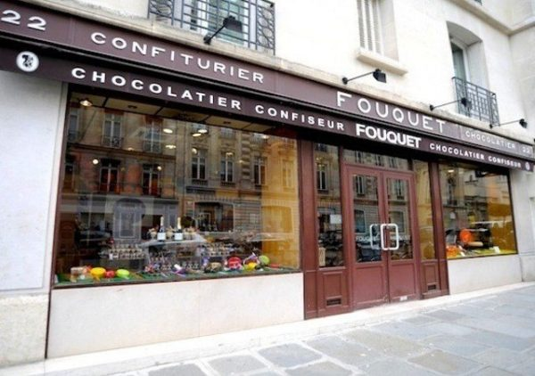 Paris Chocolate Shop-fouquet