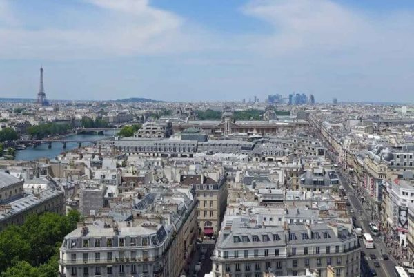 tour-saint-jacques-Paris-view-to-the-West