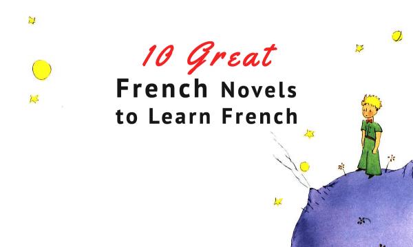 best french novel learn