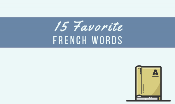 15 favorite french words