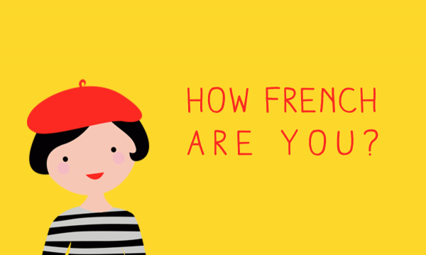 How French Are You? French Personality Quiz by Talk in French