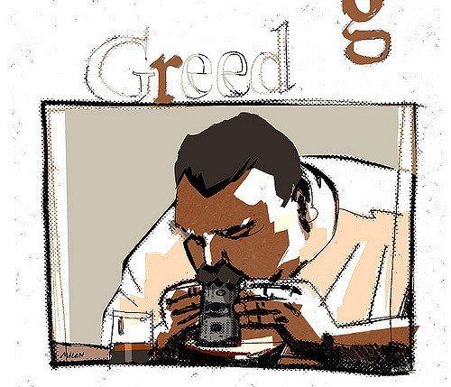 greed g