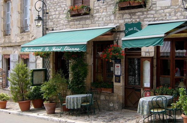 Eating Out in France