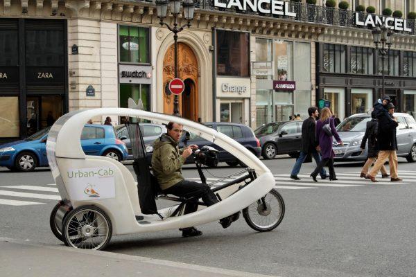 urban cab paris