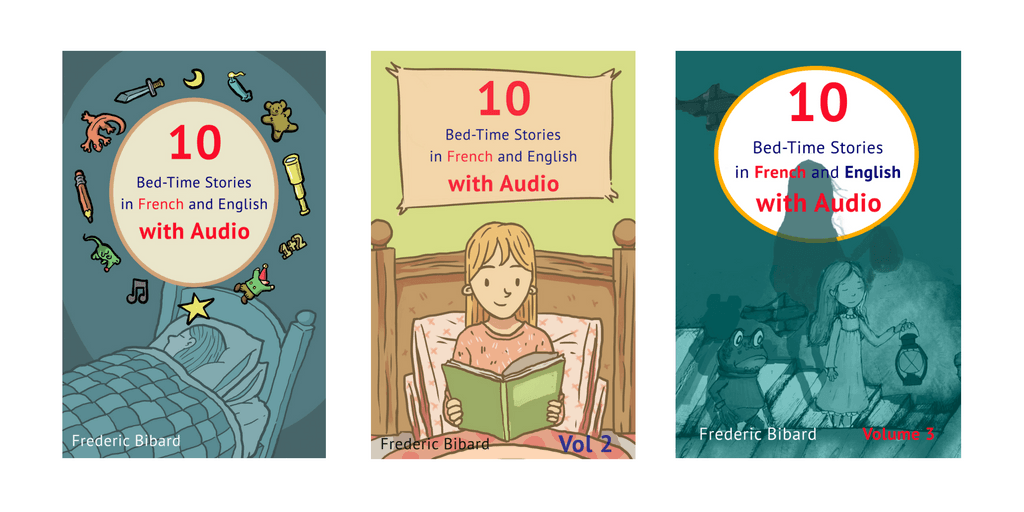 french english bedtime stories