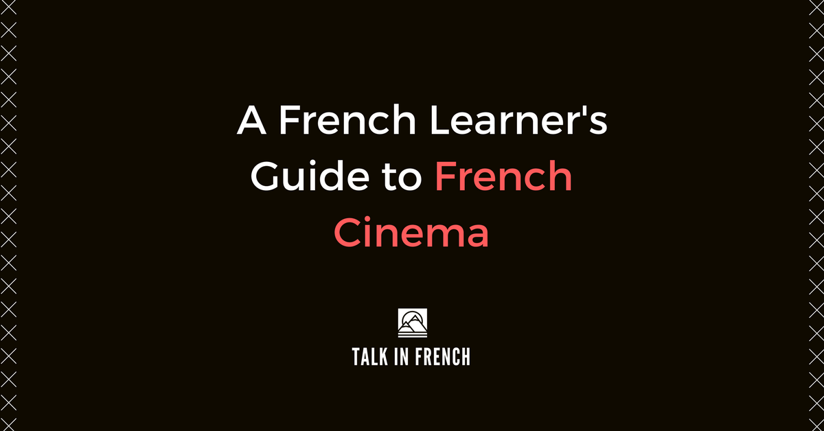 How to learn French with movies