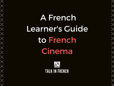 Learn French Cinema