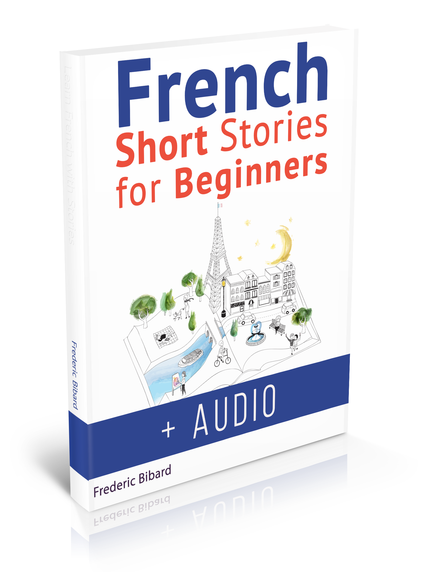 audio books learning french