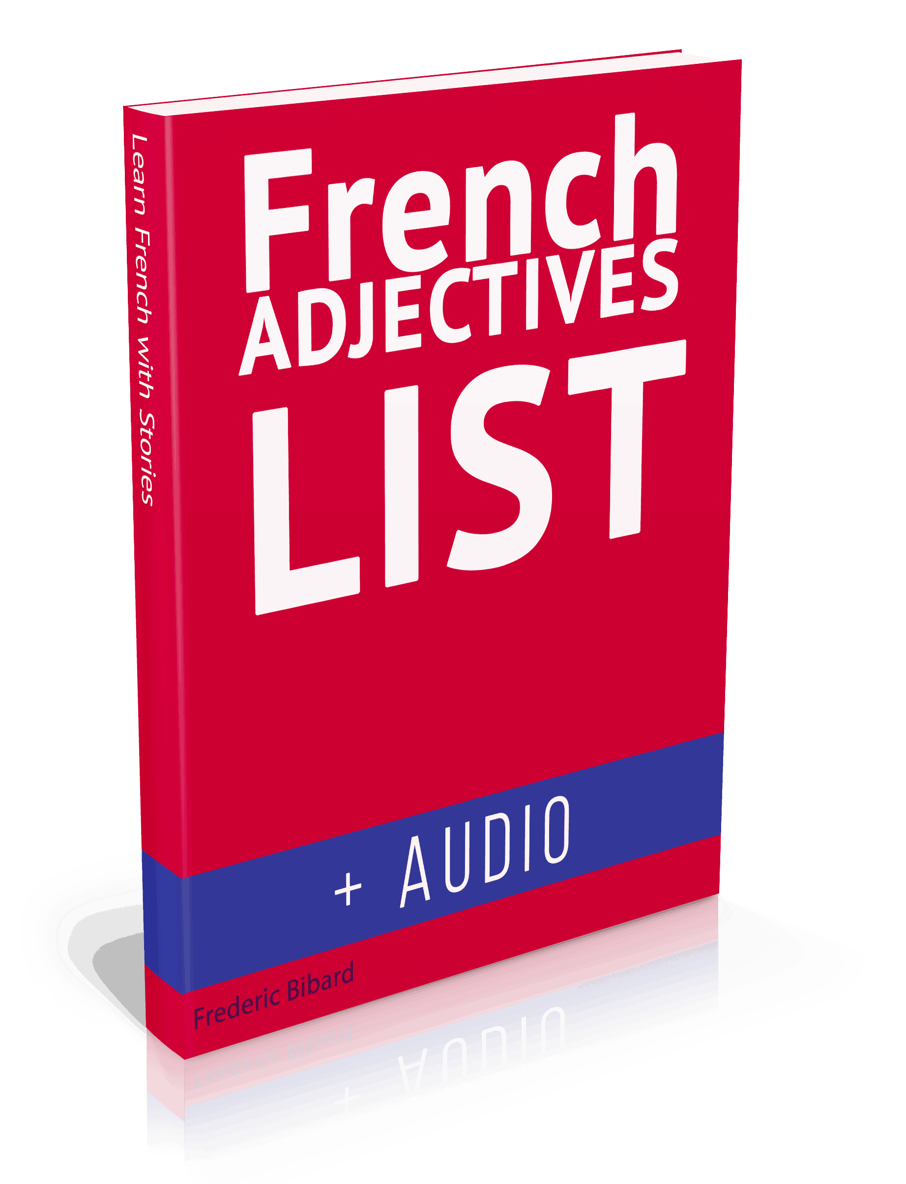 French Vocabulary 129 Most Common French Adjectives