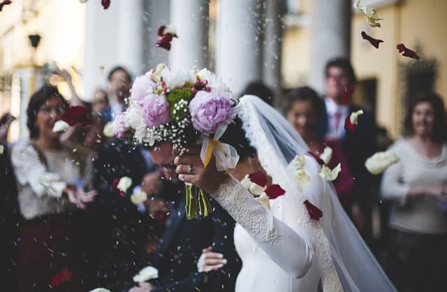 french wedding confetti