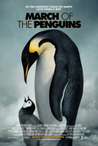 Best French documentaries March of the Penguins