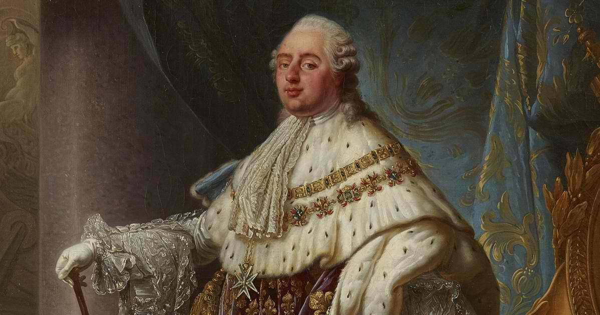 louis xvi - bastille day
