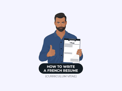 how to write a french resume_TH