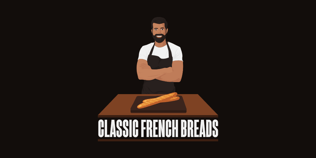 classic french breads
