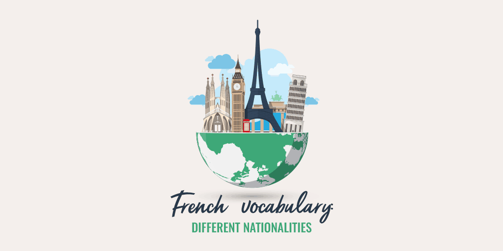 french nationalities vocabulary
