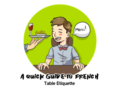 A Quick Guide to French Table Etiquette TH