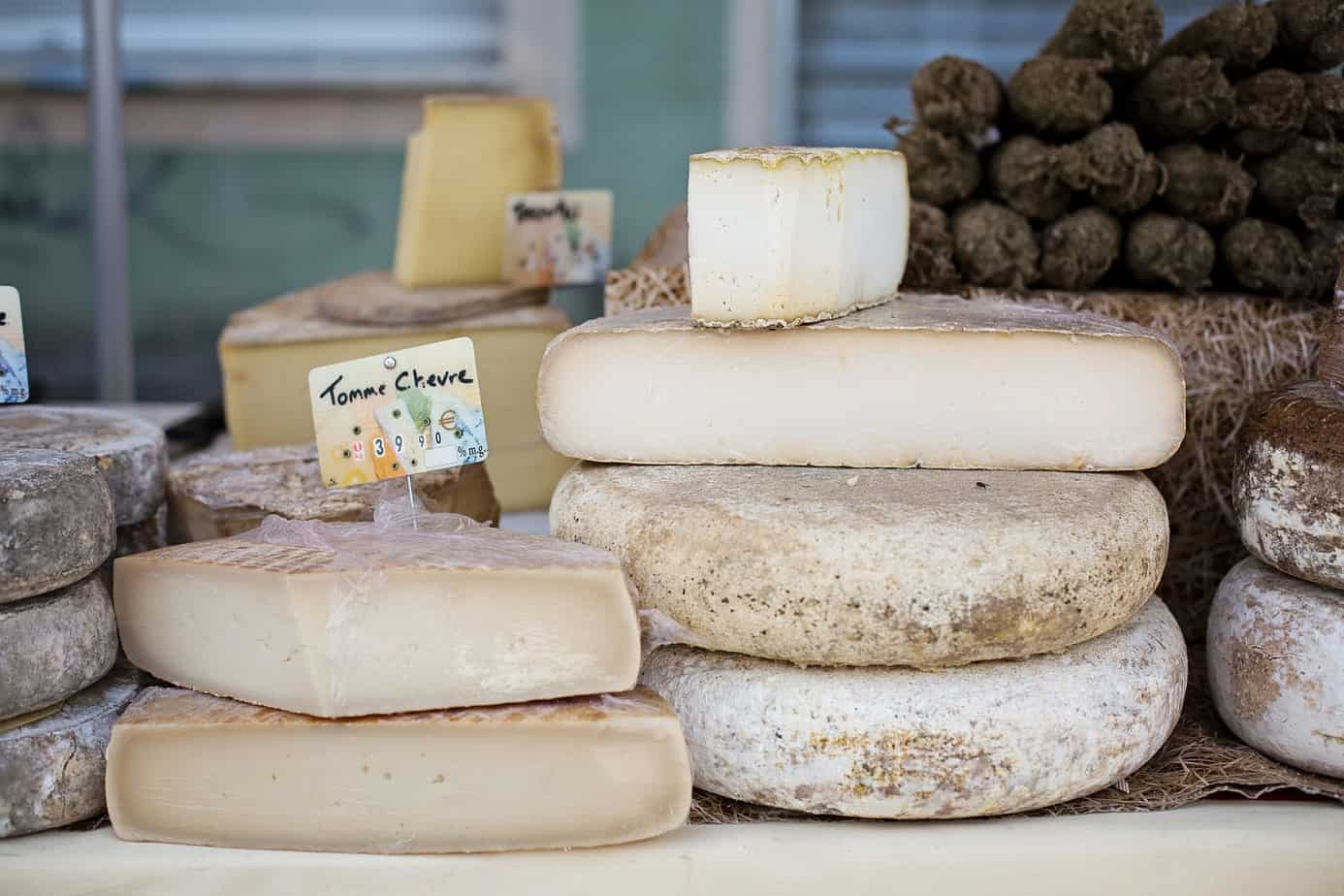 TalkInFrench.com French Cheese
