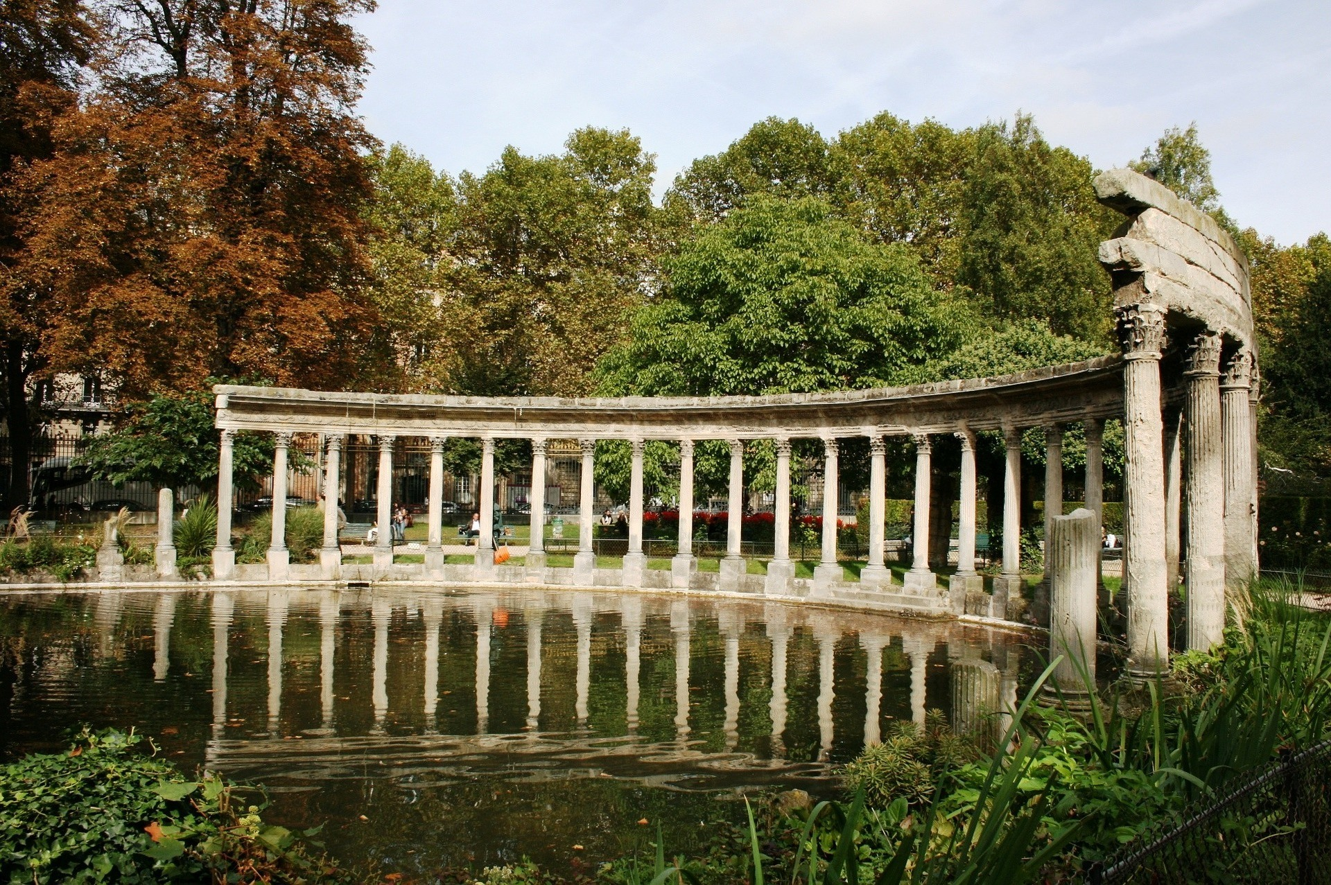 colonnade-Talkinfrench