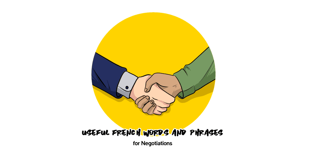 Useful Words & Phrases for Negotiation TW