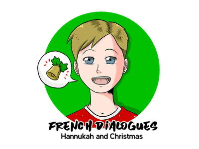French Dialogues Hanukkah and Christmas TH