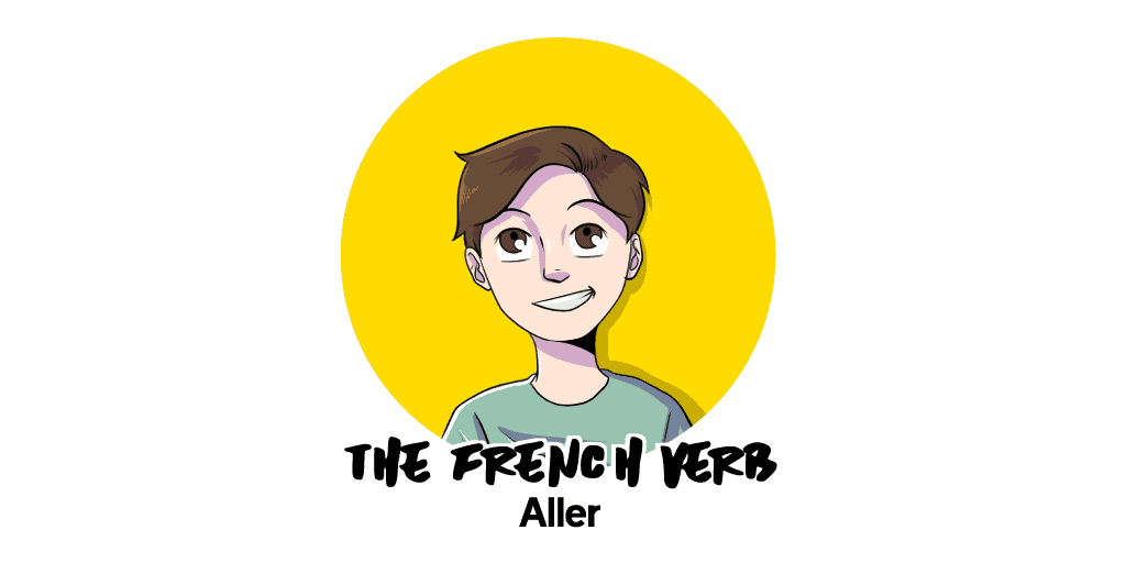 French Verb ALLER TW