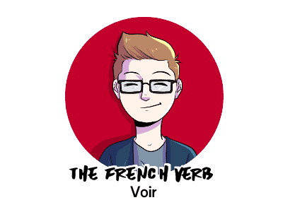 French Verb VOIR TH