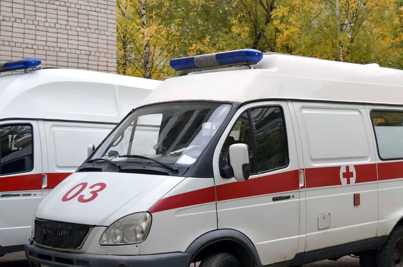 TalkInFrench.com Ambulance