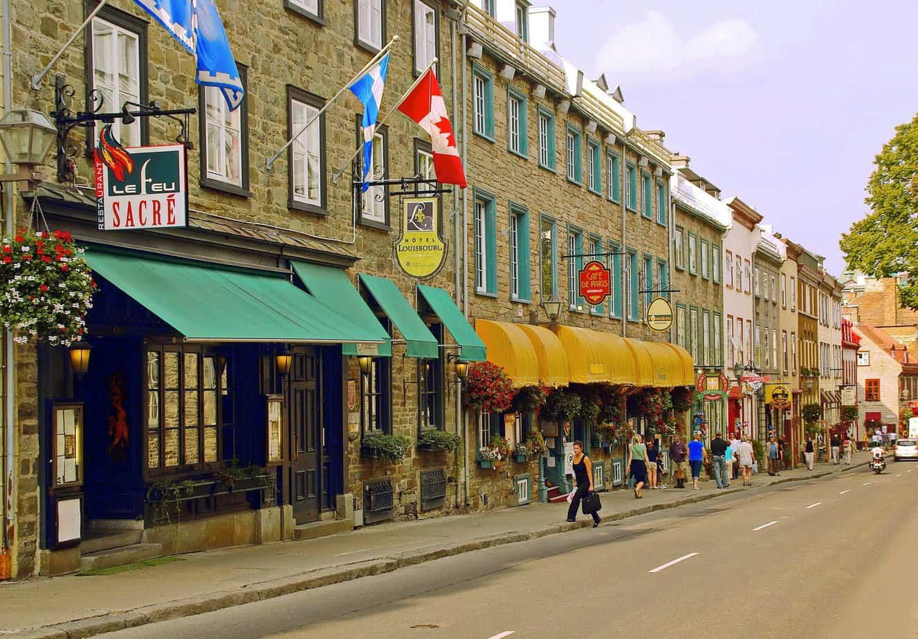 TalkInFrench Quebec City