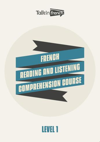 Reading comprehension course 1
